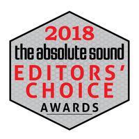 TAS Editors Choice 2018 Award
