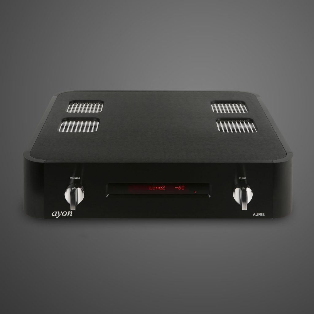 Ayon Audio Preamplifiers