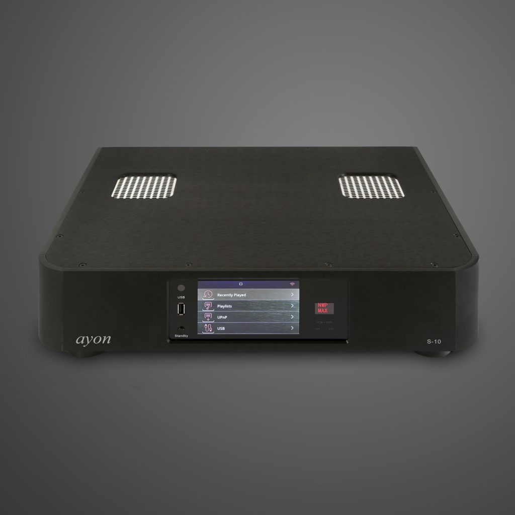 Ayon S-10 II Network Player