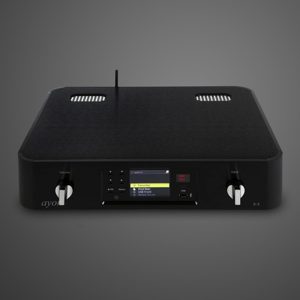 Ayon S-3 XS Network Streamer