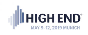 HighEnd Munich 2019 logo